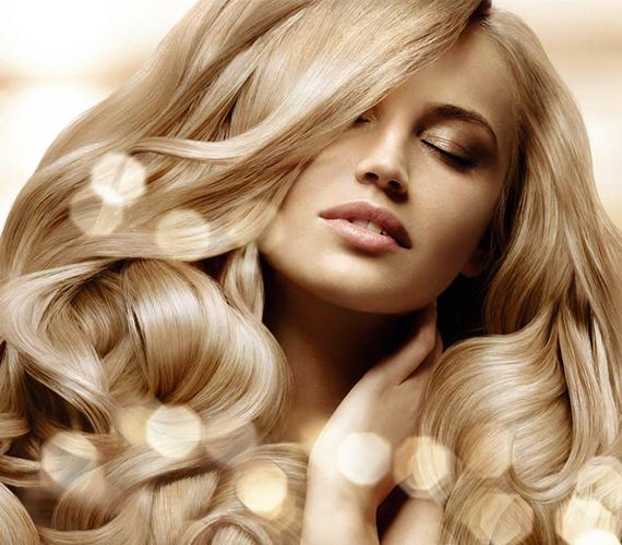 Plava kosa – posebna nega