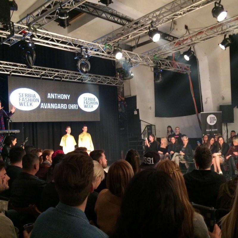 Otvaranje Internacionalne nedelje  mode u SKCNS Fabrika