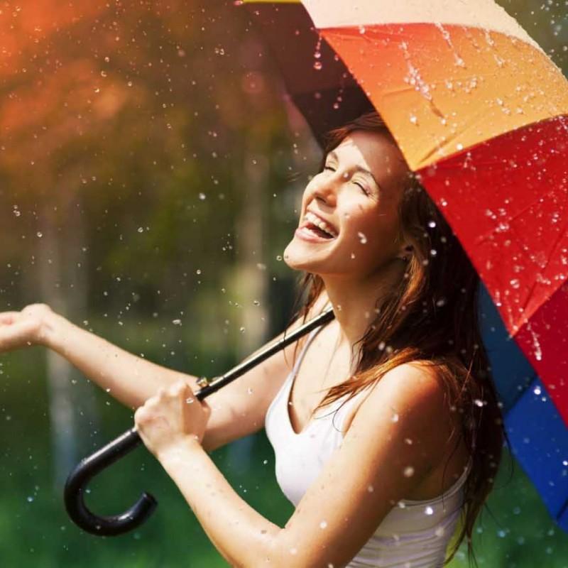 Kako da vam frizura uvek stoji – u inat kiši