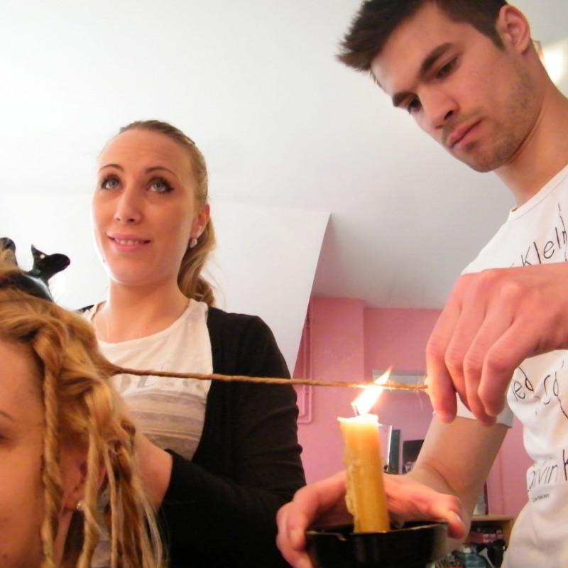 Šišanje svećom i preporuke za negu kose