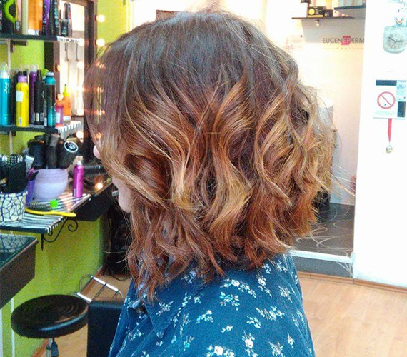 Primena nove tehnike bojenja kose – Bronzage