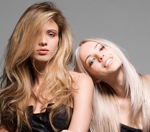Prolećna boja kose