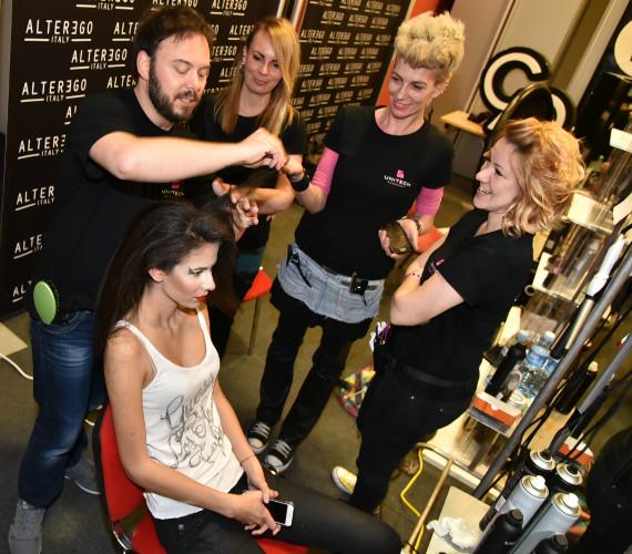Alter Ego Italy oblikovao sve frizure na Serbia Fashion Weeku | Unitech