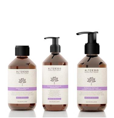 Miracle Repair – šampon i regenerator