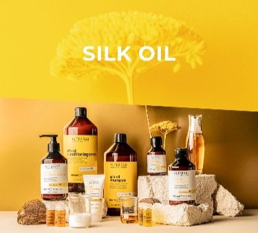 MADE WITH KINDNESS – SILK OIL