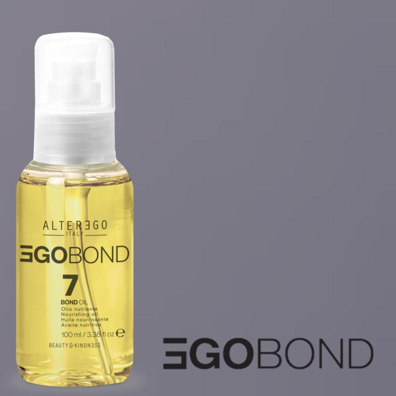 Preporuka za negu kose – EGOBOND hranljivo ulje za kosu