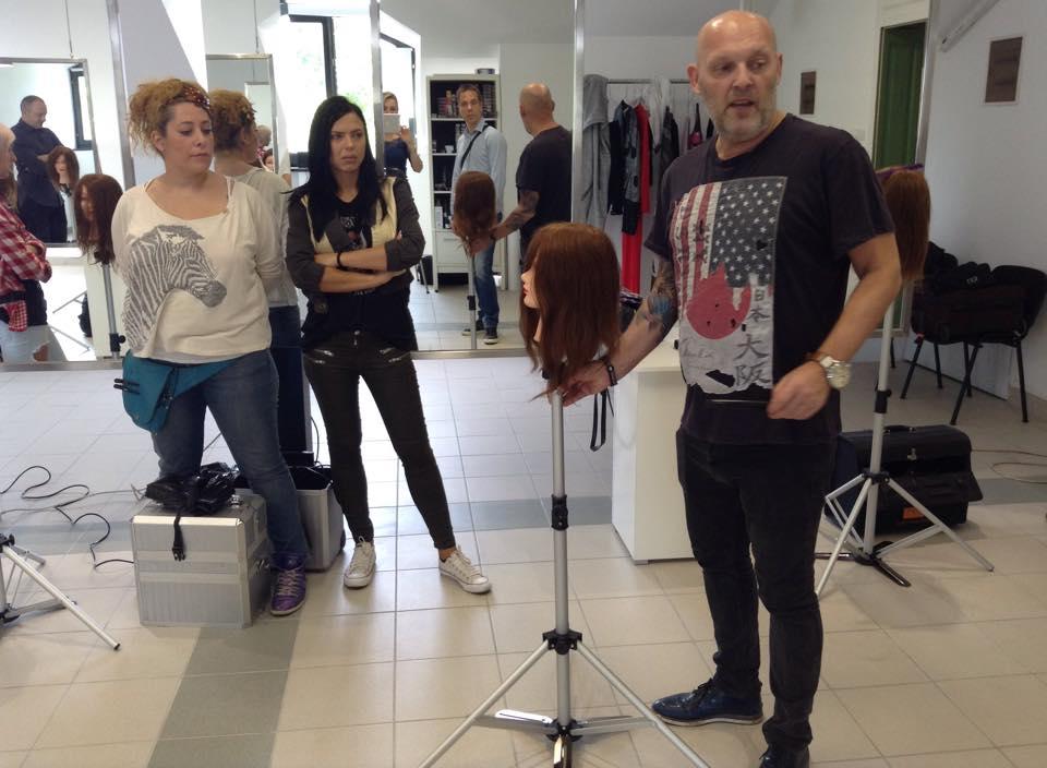 Carl Zachau i umetnost frizerskog poziva