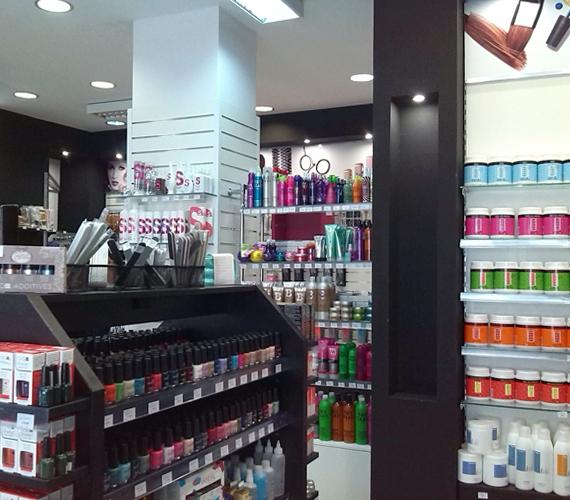 Hair&Beauty shop