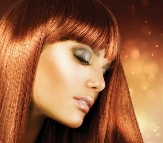 Zlato u kosi