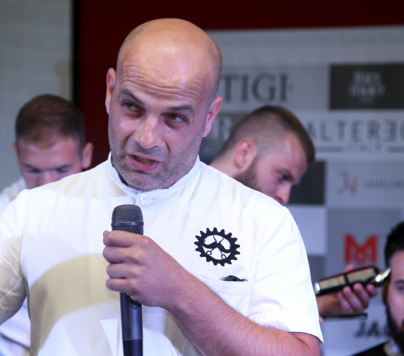 Andrija Nikitović Brica – WAHL ambasador