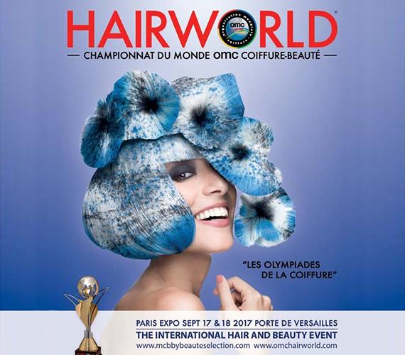 Pariz: Svetsko takmičenje frizera
