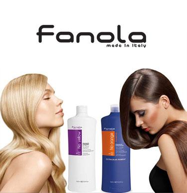 Bez neželjenih tonova u kosi – Fanola