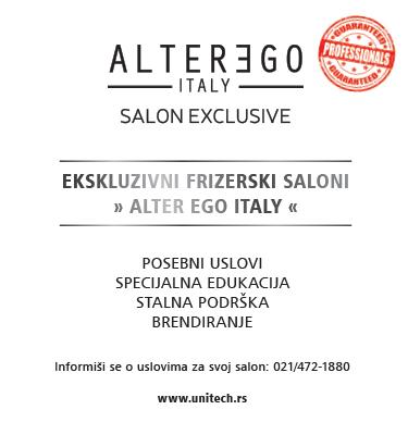 Kako da postanete deo mreže ekskluzivnih Alter Ego Italy salona?