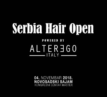 Alter Ego Italy i Serbia Hair Open