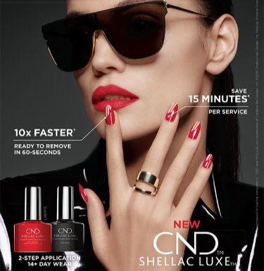 CND™ SHELLAC LUXE™ – Za savršen i dugotrajan sjaj vaših noktiju