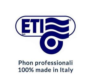 ETI LINE – novi fenovi za kosu