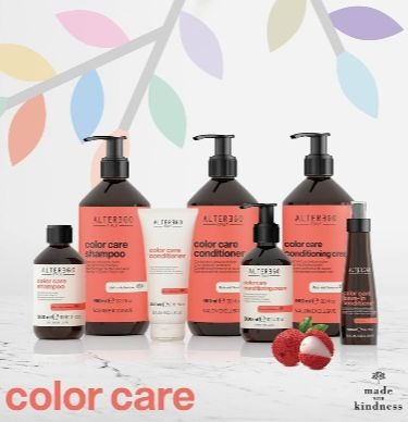 COLOR CARE – linija za negu kozmetički bojene kose